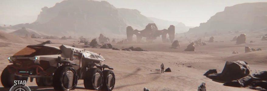 Star Citizen – Alpha 3.0 Trailer