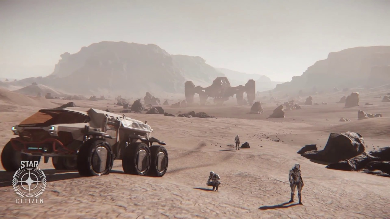 Star Citizen – Alpha 3.0 Trailer