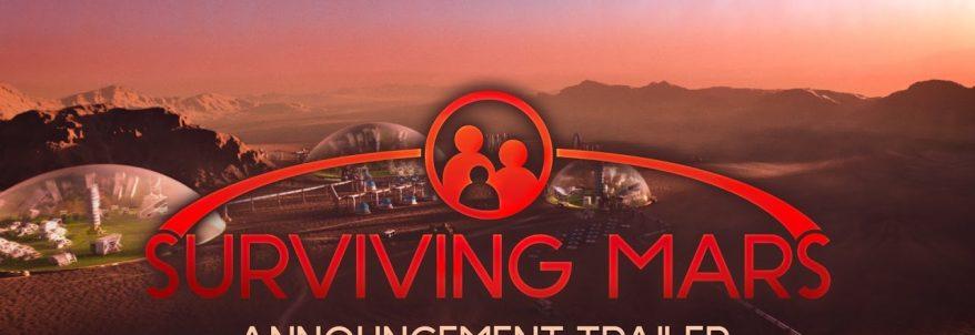 Surviving Mars – Trailer