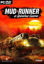 Spintires MudRunner Box Art