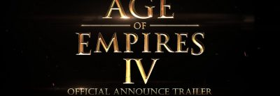 Age of Empires IV – Trailer