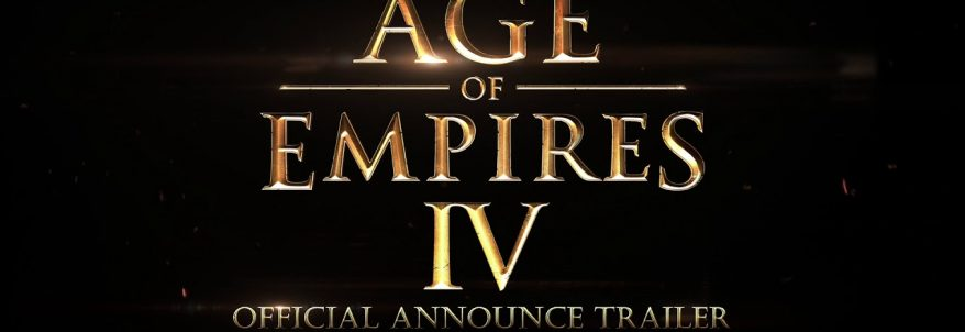 Age of Empires IV - Trailer