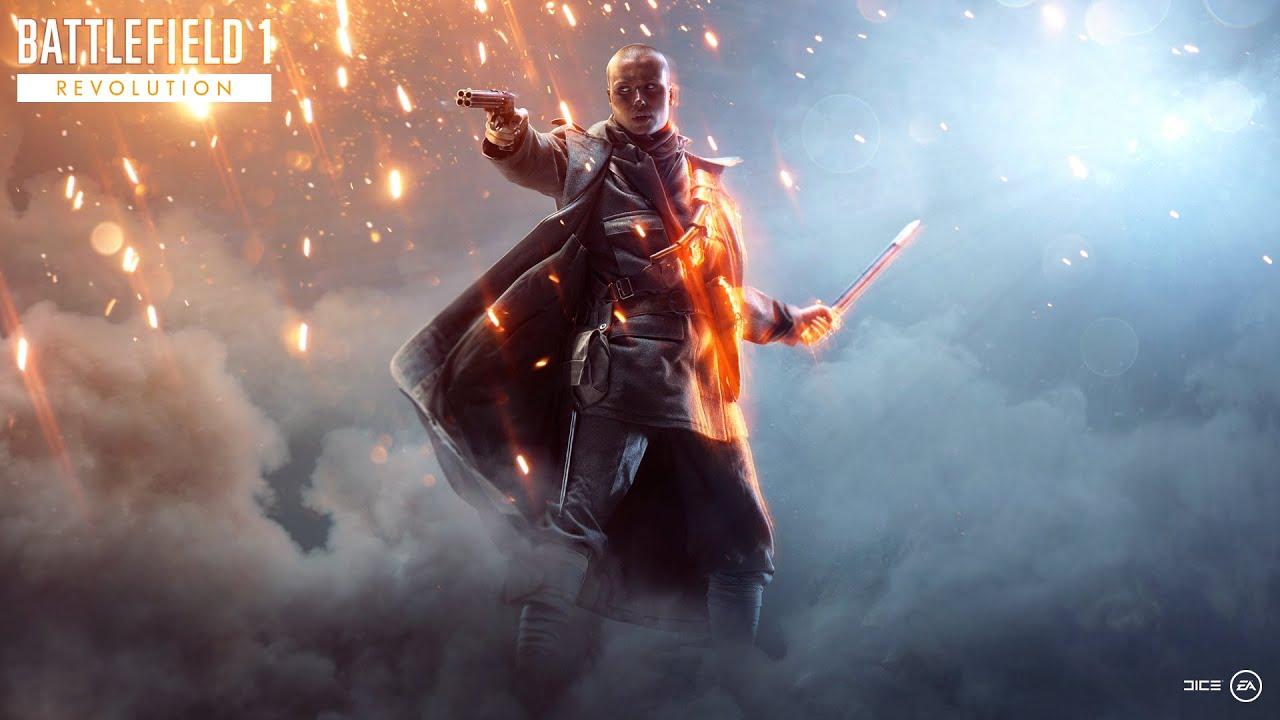 Battlefield 1 – Revolution Trailer