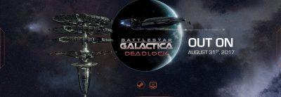 Battlestar Galactica Deadlock – Trailer