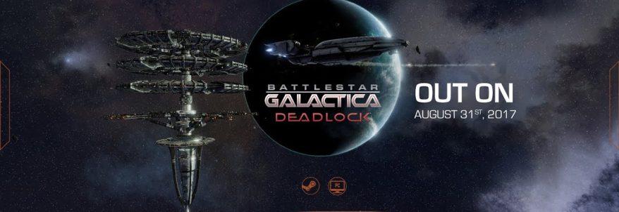 Battlestar Galactica Deadlock - Trailer