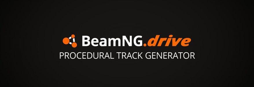 BeamNG.drive – Procedural Track Generator