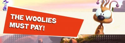 Bubsy: The Woolies Strike Back – Gameplay Trailer