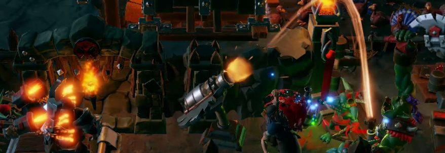 Dungeons 3 – Gameplay Trailer