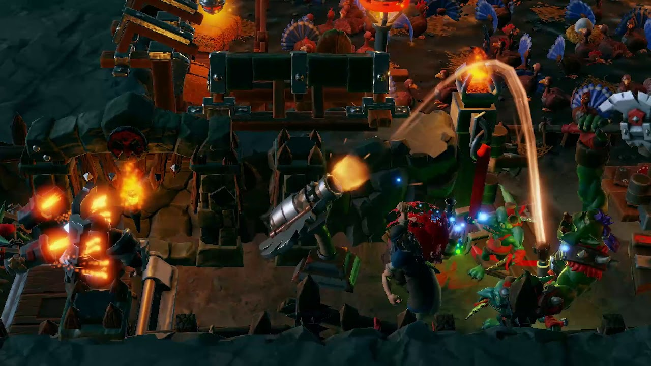 Dungeons 3 – Gameplay Trailer
