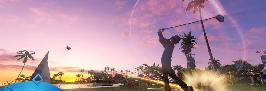 Everybody's Golf - Trailer Lansare