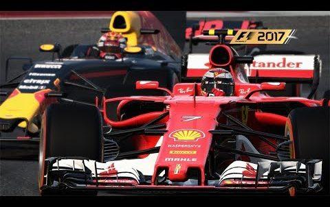 F1 2017 - TV Spot
