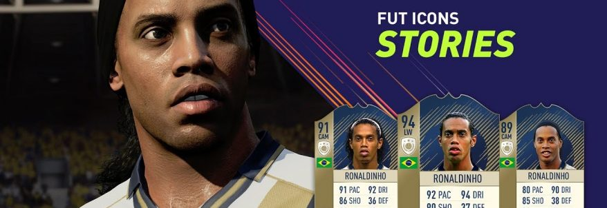 FIFA 18 – FUT ICONS Stories Trailer ft. Ronaldinho