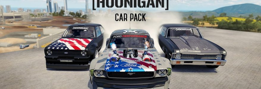 Forza Horizon 3 - Hoonigan Car Pack