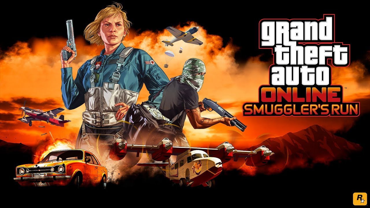 Grand Theft Auto Online – Smuggler's Run Trailer