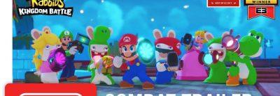 Mario + Rabbids: Kingdom Battle – Gameplay Trailer