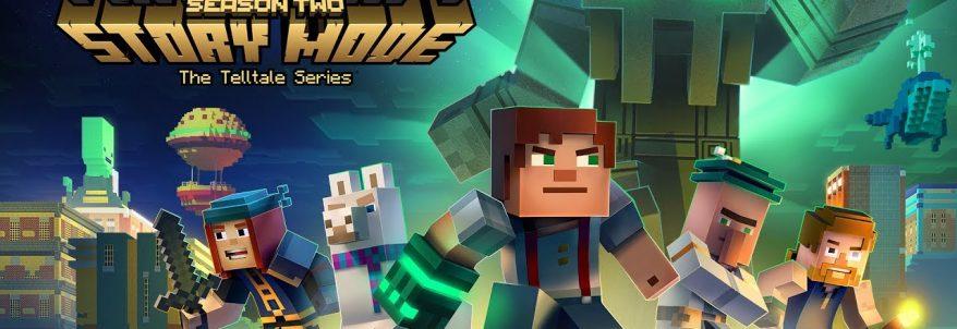 Minecraft: Story Mode – Season 2 Trailer