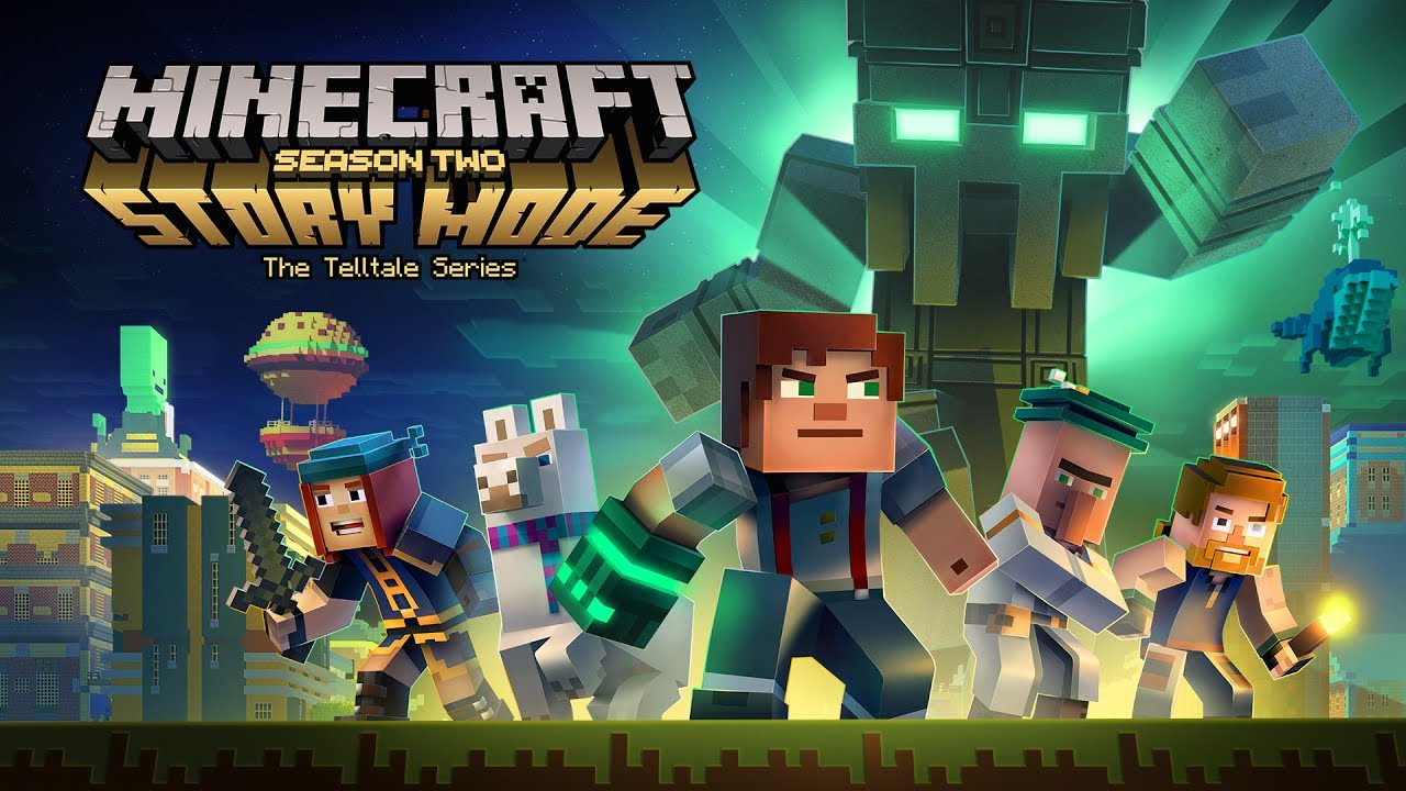 Minecraft: Story Mode – Season 2 Trailer