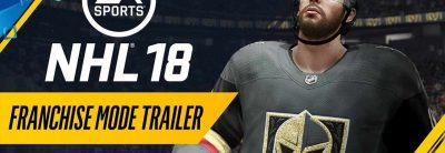 NHL 18 – Franchise Mode Trailer