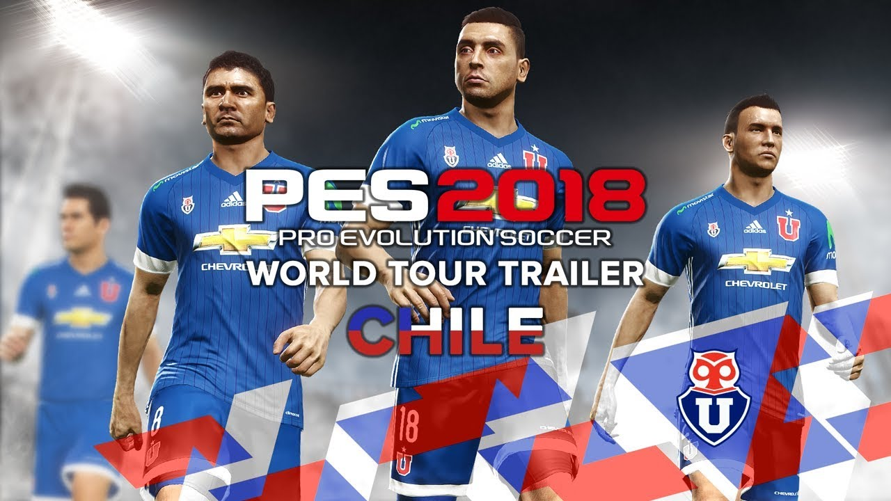 Pro Evolution Soccer 2018 – World Tour Trailer – Chile