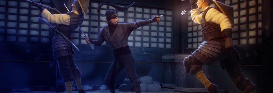 Shadow Tactics: Blades of the Shogun - Cinematic Trailer