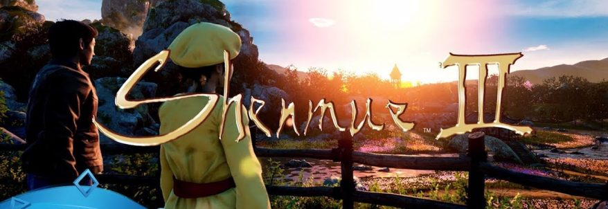 Shenmue III – PS4 Teaser
