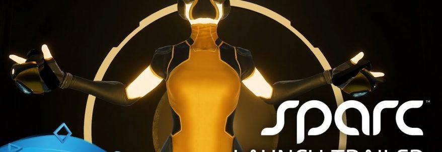 Sparc - Trailer Lansare