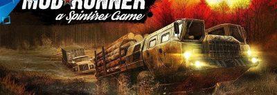 Spintires: MudRunner – Trailer