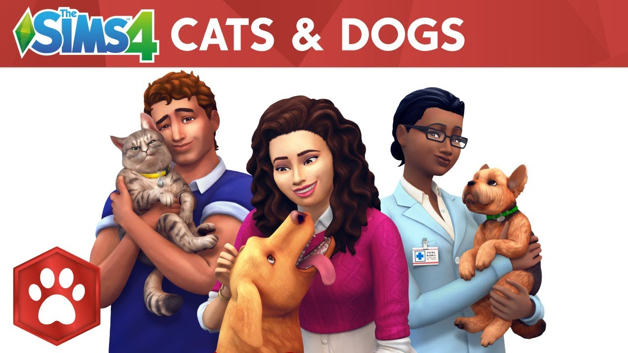 The Sims 4: Cats & Dogs – Trailer