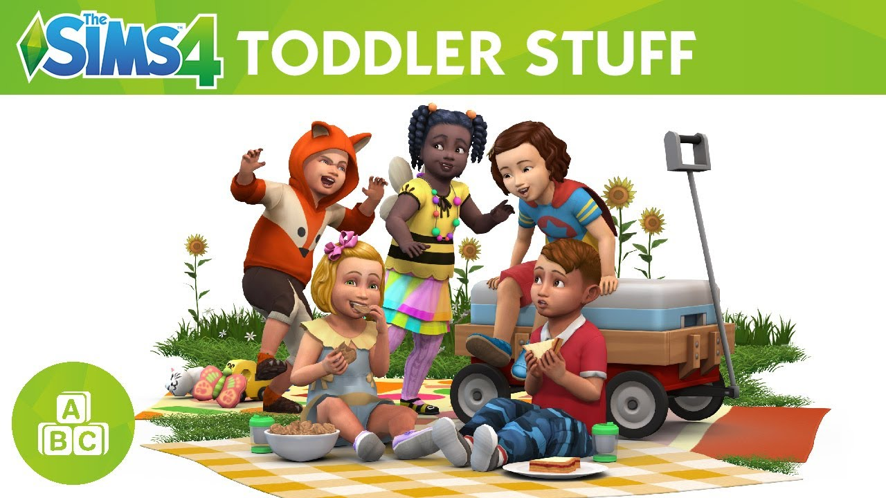 The Sims 4 – Toddler Stuff Trailer