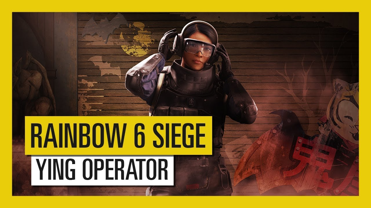 Tom Clancy's Rainbow Six Siege – Blood Orchid : Ying Operator