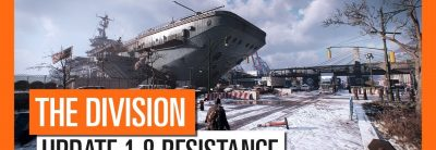 Tom Clancy's The Division – Update 1.8 Resistance Trailer
