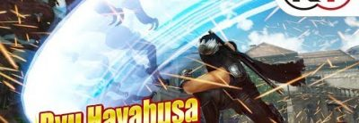 Warriors All-Stars – Character Trailer – Ryu Hayabusa