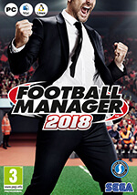 Football Manager 2018 Box Art