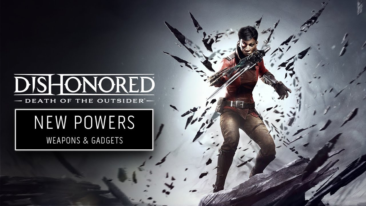 Dishonored: Death of the Outsider – Billie's Assassin Arsenal