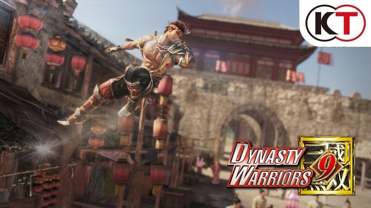 Dynasty Warriors 9 – Trailer