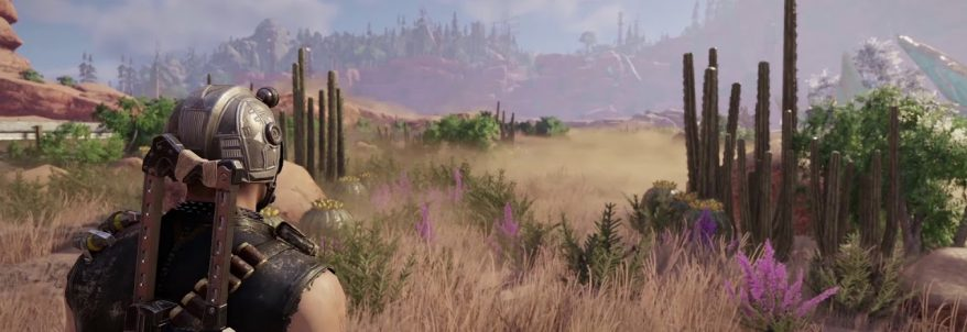 Elex - Gameplay Trailer - Outlaws Faction