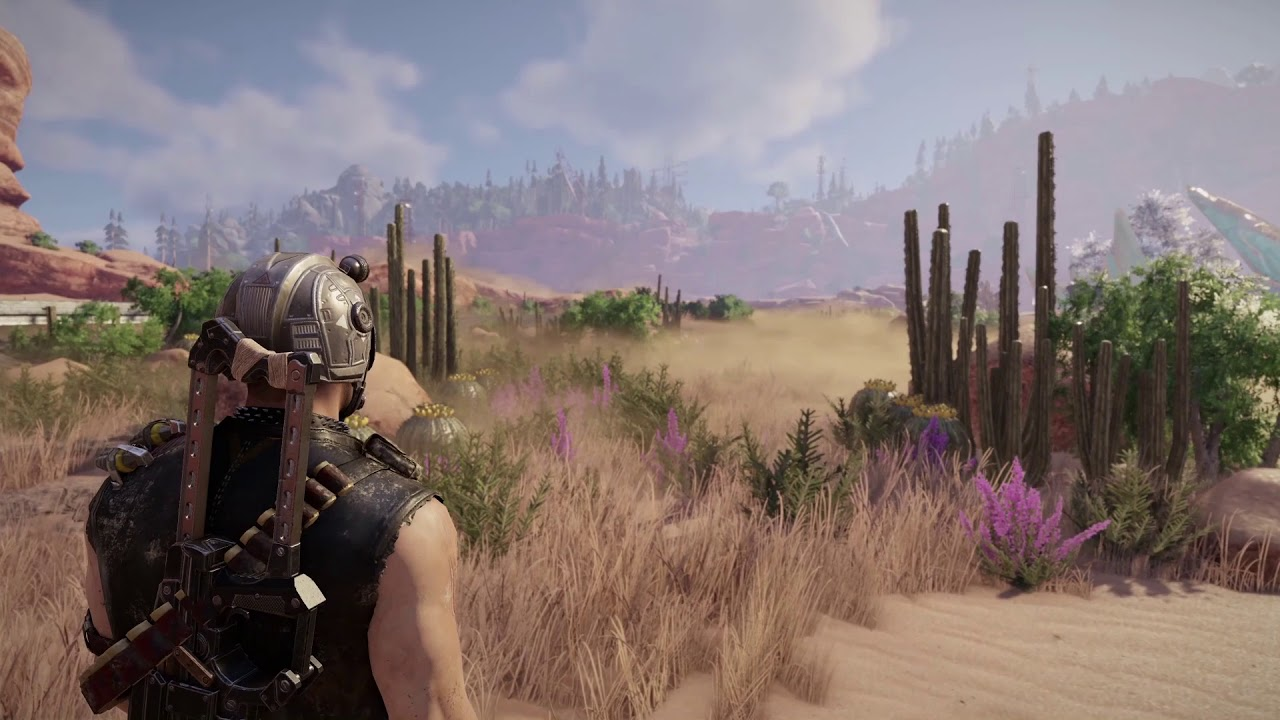 Elex – Gameplay Trailer – Outlaws Faction