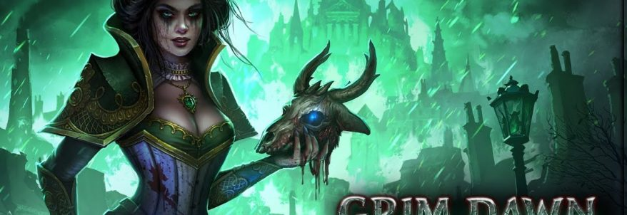Grim Dawn – Ashes of Malmouth Trailer