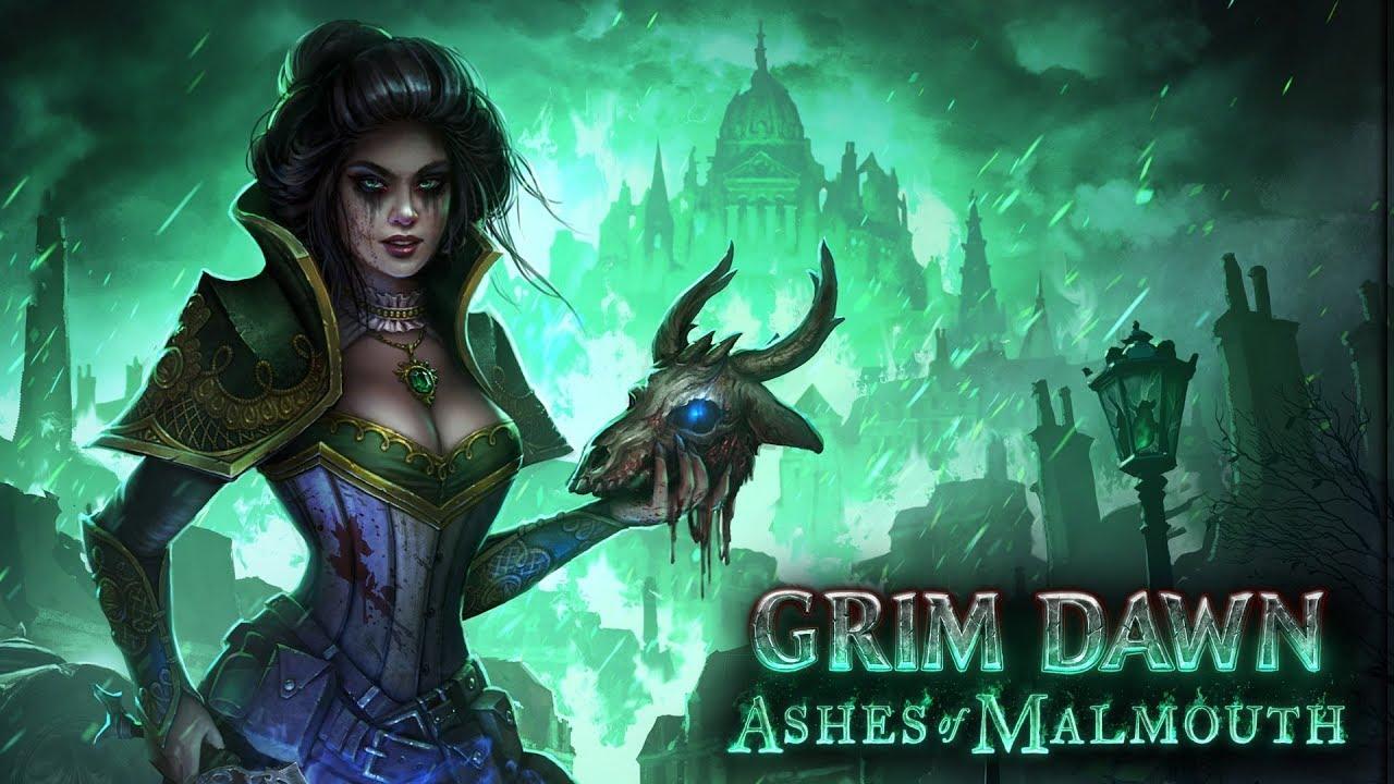 Grim Dawn – Ashes of Malmouth Trailer
