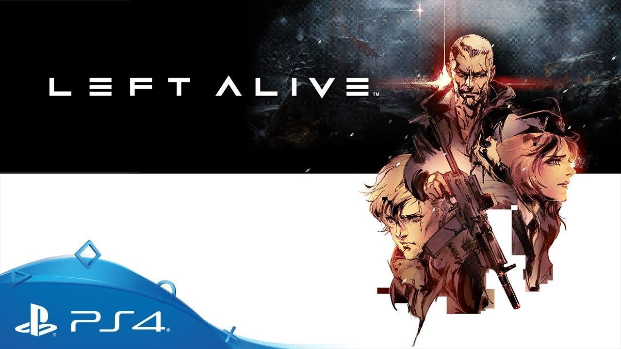 Left Alive – Trailer