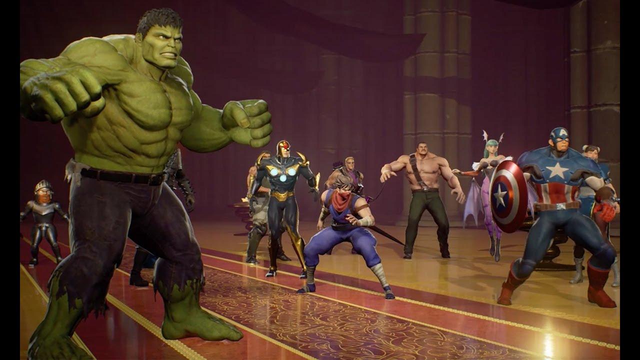 Marvel vs. Capcom Infinite – Trailer Lansare