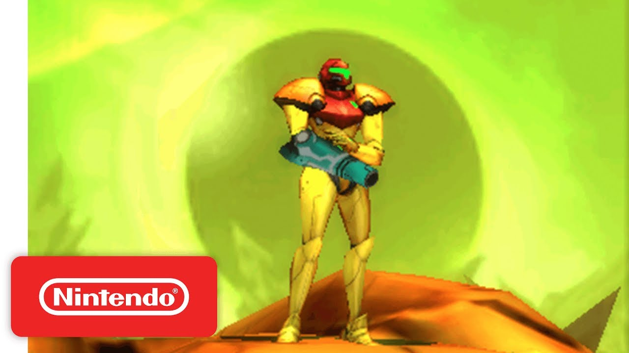 Metroid: Samus Returns – Trailer