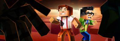 Minecraft: Story Mode – Season Two – Episode Three Trailer