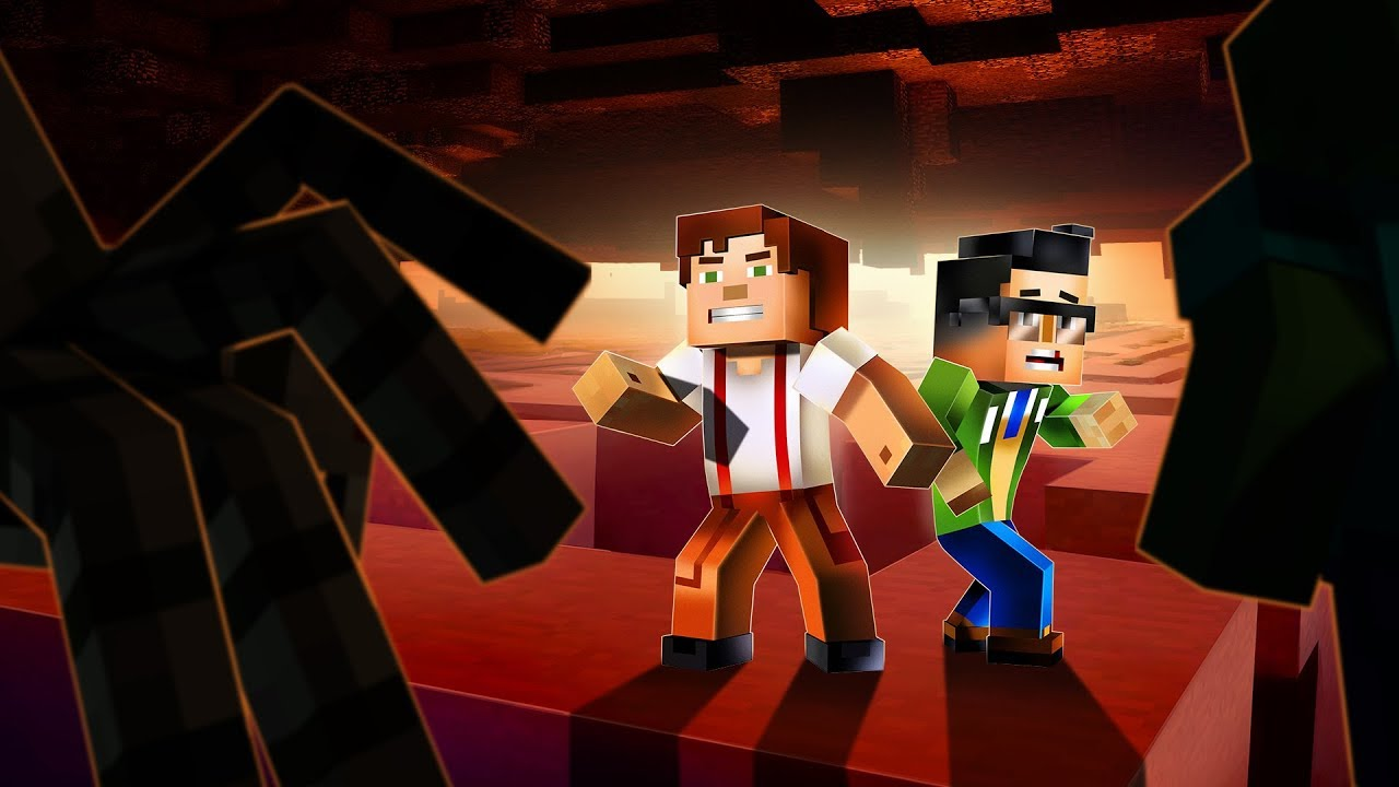 Minecraft: Story Mode – Season Two – Episode Three Trailer
