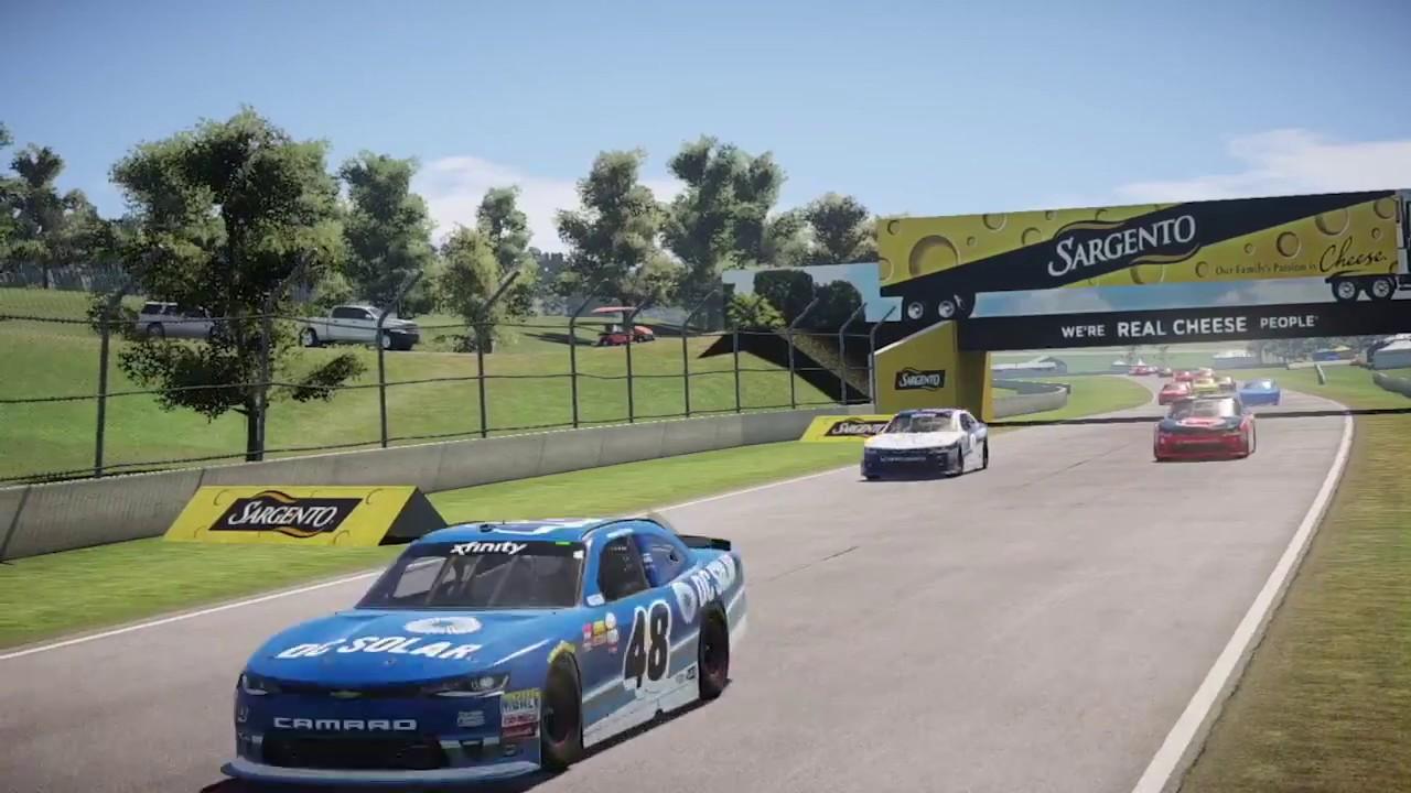 NASCAR Heat 2 – Gameplay Trailer