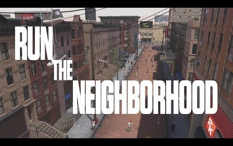 NBA 2K18 – Run The Neighborhood