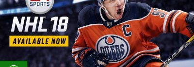 NHL 18 – Trailer Lansare