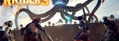 Raiders of the Broken Planet – Gamescom 2017 Trailer