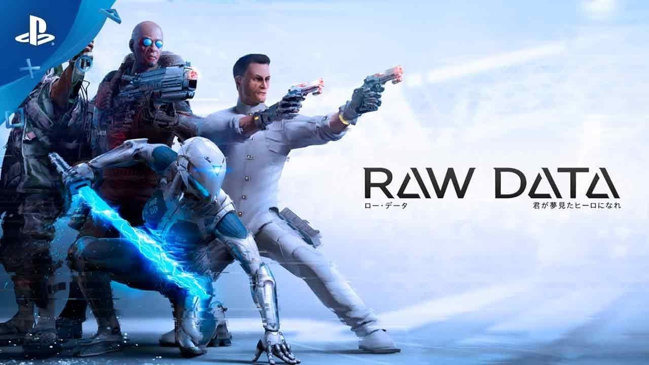 Raw Data – PS VR Teaser