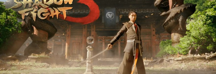 Shadow Fight 3 - Cinematic Trailer